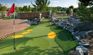 Playgolf: Adventure Golf for Two or a Family of Four at Playgolf (Up to 33% Off)