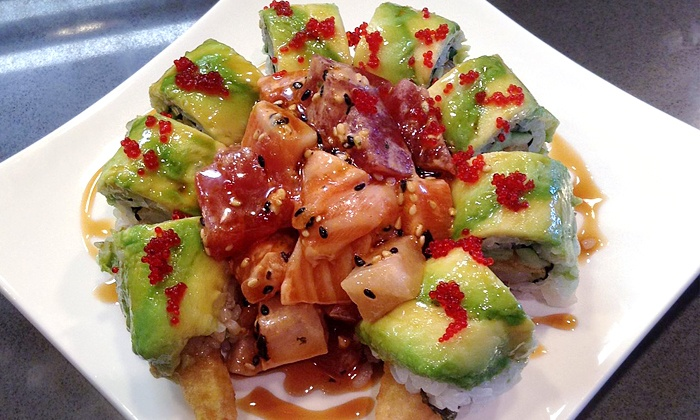 808 Tapas - Peccole Ranch: $20 for $40 worth of Asian Fusion Cuisine at 808 Tapas