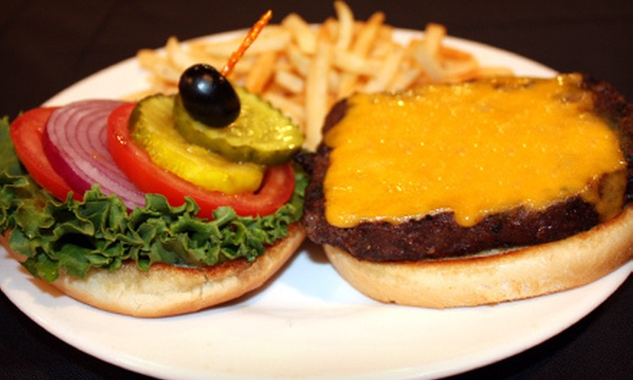 Wilbur's Grill - Ward 6: Sandwiches, Salads, and Burgers for Two or More or Four or More at Wilbur's Grill (Half Off)