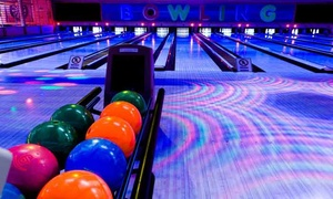 World Bowl: CC$30 for 90 Minutes of Bowling for Up to Six at World Bowl in Richmond Hill (Up to CC$66 Value)