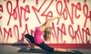Earth's Power Yoga - Mid-City West: One or Two Months of Unlimited Yoga Classes at Earth's Power Yoga (Up to 71% Off)