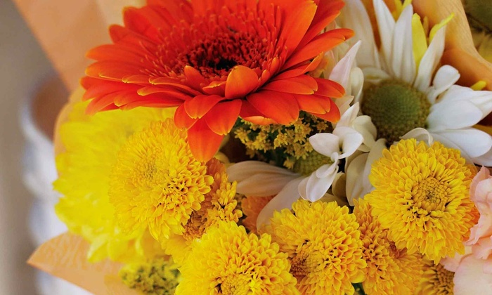 Flowers By David Anthony - Woodbury: $25 for $50 Worth of Flowers at Flowers By David Anthony