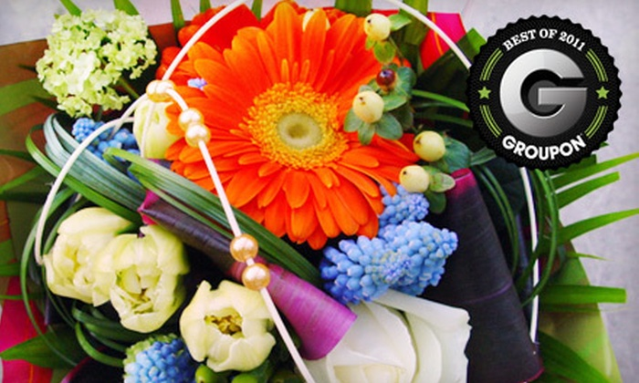 Garlands Florist - Kitsilano: $20 for $40 Worth of Flowers and Gifts at Garlands Florist