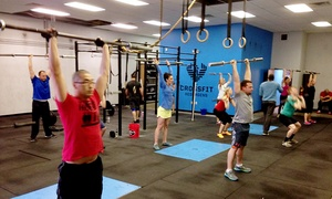 CrossFit Resurgens: CrossFit Fundamentals Class with Three Optional CrossFit Classes at CrossFit Resurgens (Up to 78% Off)
