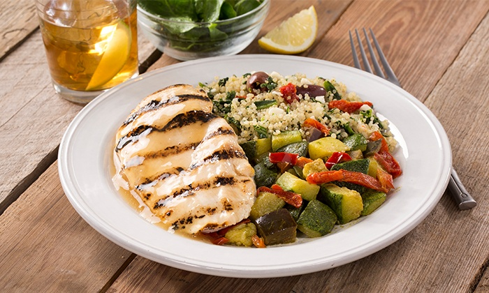 South Beach Diet Delivery: $113.95 for a Seven-Day Meal Program from South Beach Diet Delivery ($189.95 Value)