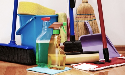 Two, Four, or Six Hours of Standard Housecleaning from Green Concepts Co (Up to 56% Off)