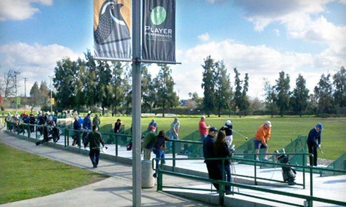 Haggin Oaks Golf Complex - Haggin Oaks Golf Complex: $19 for a $40 Range Card at Haggin Oaks Golf Complex
