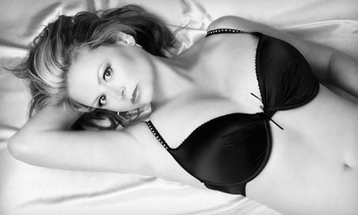 Blondies - Tustin: $40 for $100 Worth of Custom Lingerie with a Complimentary Bra Fitting at Blondies