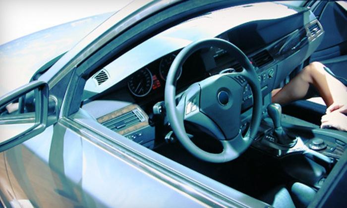 Elite Motorcar Polishing - Reseda: Complete Deluxe Detail for a Sedan or SUV at Elite Motorcar Polishing (Up to 55% Off)