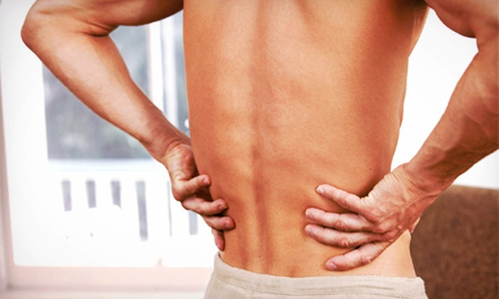 MaxLife Chiropractic - Urbandale: Massage-and-Chiropractic Adjustment Packages at MaxLife Chiropractic (Up to 73% Off). Two Options Available.