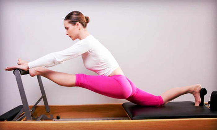 Completely Fit 4 Life - Multiple Locations: 5 or 10 Pilates Reformer Classes at Completely Fit 4 Life (70% Off)