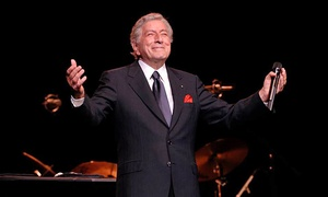 An Evening with Tony Bennett: Tony Bennett on October 18, at 7 p.m.