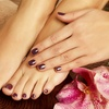 32% Off Mani-Pedi at Tranquility Salon and Spa