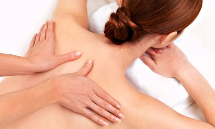 One or Two 60- or 90-Minute Massages at My Hands For Your Healing (Up to 54% Off)