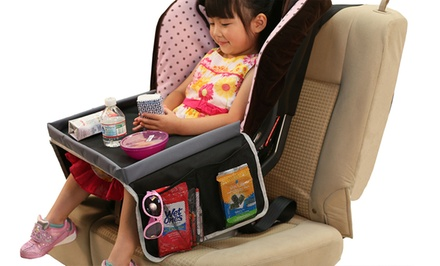E-Z Travel Snack N' Play Tray for Kids
