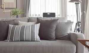 DM Clean: Limpeza e higienização de sofá de 3 ou 5 lugares (opção com impermeabilização) na DM Clean – Barra da Tijuca