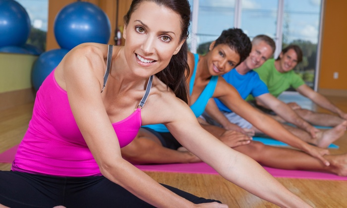 Cfitness - South Hill: $96 for $199 Groupon — C Fitness
