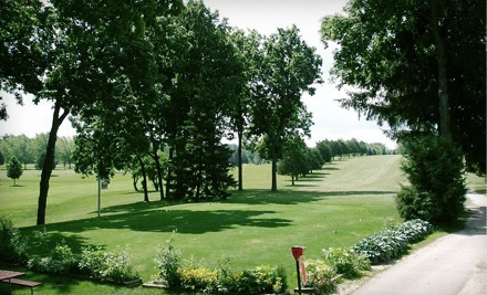 Golf Outing for 2: Includes an 18-Hole Round of Golf, Cart Rental, and 2 Drinks  - Paganica Golf Course in Oconomowoc