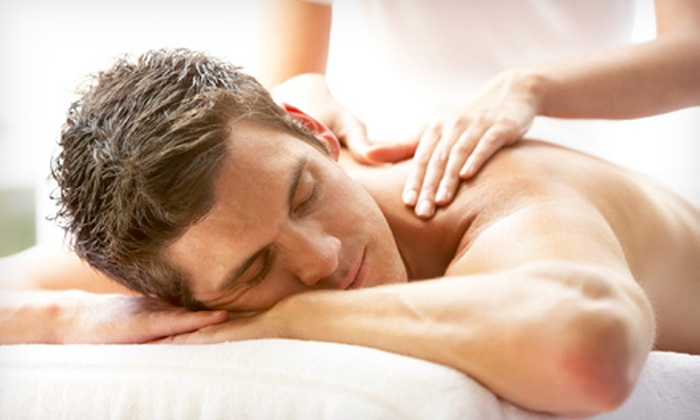 We Got Your Back Chiropractic - Houston: 60-Minute Massage Package for One or Two with Hot Towels and Foot Scrub at We Got Your Back Chiropractic (Up to 68% Off)