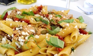 La Bona Pasta: $13 for $20 Worth of Italian Food at La Bona Pasta