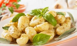 """מסעדת שלה: מסעדת שלה הכפרית הכשרה במוצקין: ארוחת פסטה איטלקית זוגית ב-68 ₪ בלבד! כולל שתייה. גם במוצ""""ש"""