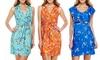 Emma & Michele V-Neck Dresses: Emma & Michele V-Neck Dresses | Brought to You by ideel