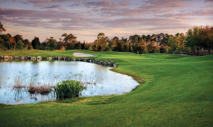 Orange Lake Resort - Orange Lake Resort: All-Day Golf for One or Two at The Reserve and Legends Walk at Orange Lake Resort in Kissimmee (Up to 71% Off)