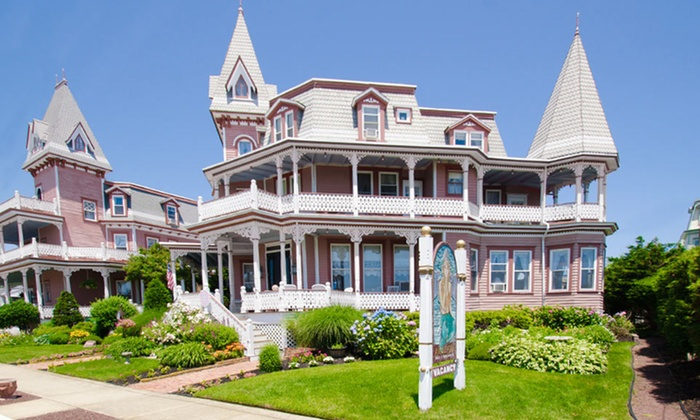 Angel of the Sea - Cape May, NJ: Two-Night Stay for Two at Angel of the Sea in Cape May, NJ