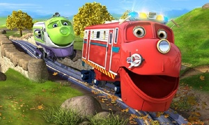 """""""chuggington Live! The Great Rescue Adventure"""" On February 8 At 1 P.m. Or 4 P.m. (up To 31% Off)"""