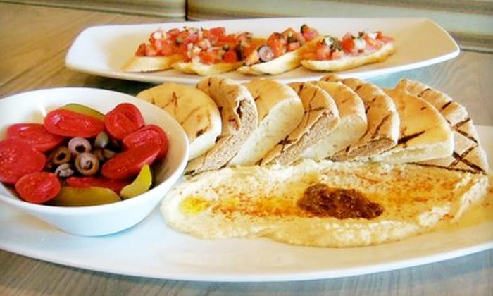 Kitchen18 - Central Scottsdale: $15 for $30 Worth of Mediterranean Food at Kitchen18