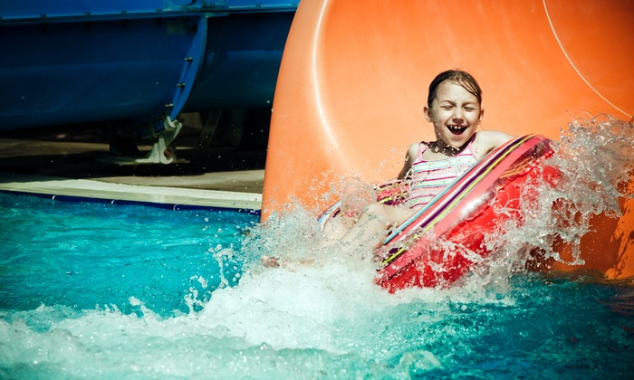 Indian Point Hydro-Slides - Indian Point: Water Slide at Indian Point Hydro-Slides (Up to 56% Off). Four Options Available.