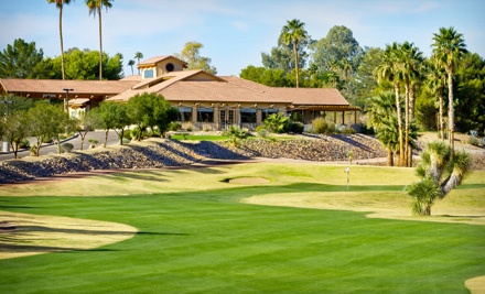 18-Hole Golf Outing for Two - Wickenburg Country Club in Wickenburg