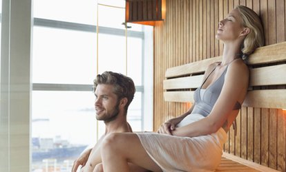 Spa privata per 3 ore con massaggio di coppia all'Exit Total Wellness Center (sconto fino a 47%)