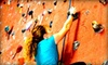 Stone Moves Indoor Rock Climbing - Houston: One-Day Climbing Pass and Gear ($19 Value)