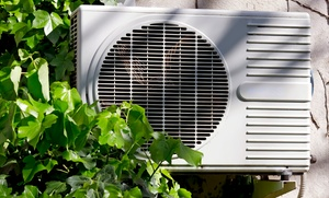 Custom Air: $34 for an Air-Conditioner or Heating Tune-Up from Custom Air ($130 Value)