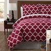 8-Piece Reversible Comforter Set