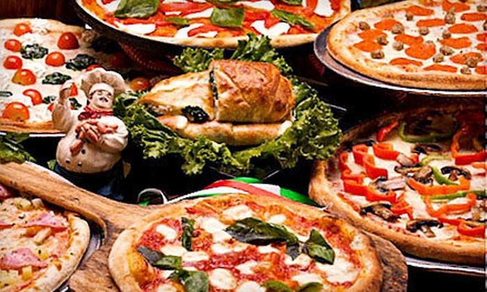 Luciano Neighborhood Pizzeria - Multiple Locations: $10 for $20 Worth of Italian Cuisine at Luciano Neighborhood Pizzeria
