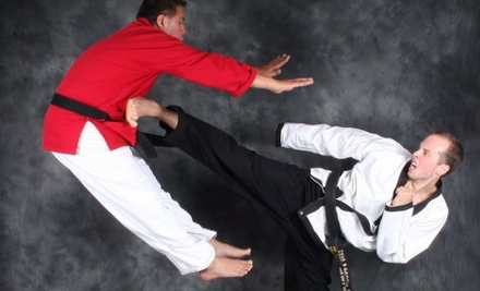 1 Month of Unlimited Adult Self-Defense Classes (a $55 value) - New Edge Martial Arts in Grosse Pointe Woods