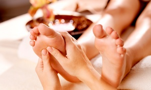 The Drury Lane Clinic: One or Three 75-Minute Sessions of Foot Reflexology at Drury Lane Clinic (Up to 47% Off)