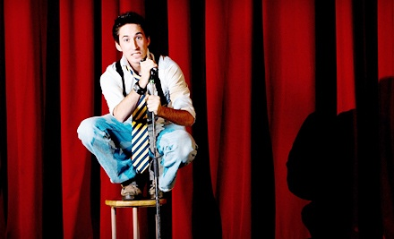 Comedy Show for Two or Four with Wings or Mozzarella Sticks at The Comedy Cove At Scotty's (Up to 54% Off)