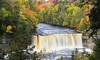 Soo Locks Lodge & Suites - Sault Ste. Marie, MI: 1- or 2-Night Stay for Two in a King Size Room with Jacuzzi Hot Tub at Soo Locks Lodge & Suites (Up to 54% Off)