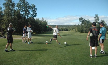 One Game of FootGolf for Two or Four at Golf le Sélect (Up to 54% Off)