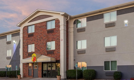 Stay at Super 8 by Wyndham Bedford DFW Airport West in Bedford