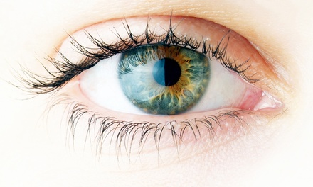 $100 for $1,300 Toward Custom LASIK for Both Eyes at Davis Vision Center