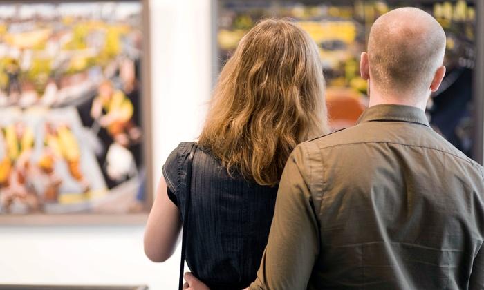Freeport Art Museum - Freeport: $20 for an Aspiring Artist Membership for a Family at Freeport Art Museum ($40 Value)
