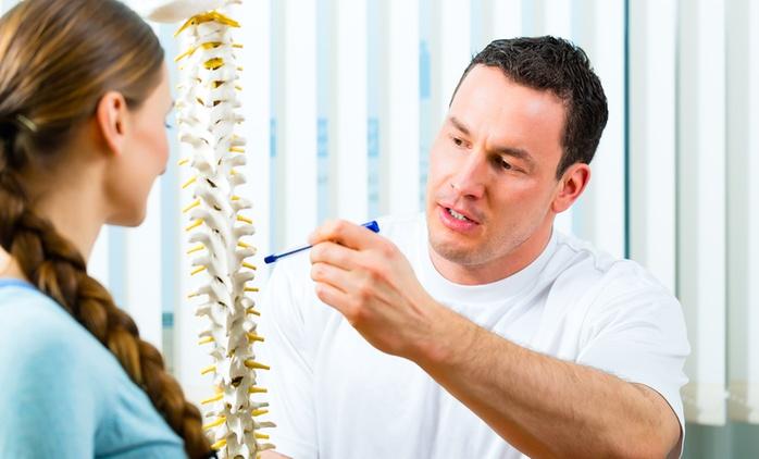 Valutazione posturale, visita kinesiologica e 2 controlli successivi