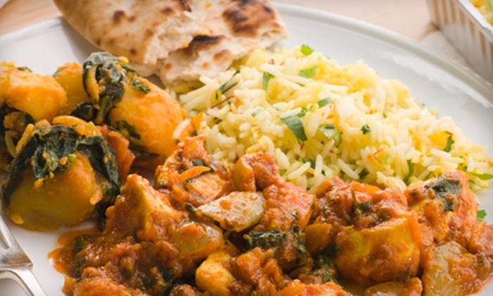 Swad Of India - Bentley Place: $25 Worth of Tandoori Indian Fare