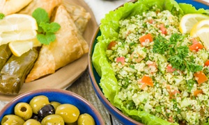 Restaurant et Traiteur des Carmes: Menus aux saveurs byzantines pour 2 personnes dès 22 € chez Restaurant des Carmes