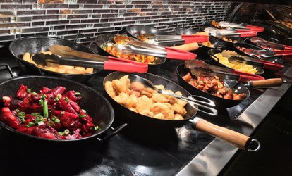 All-You-Can-Eat World Buffet for Up to Four at Namaste Stirling World Buffet (Up to 31% Off)