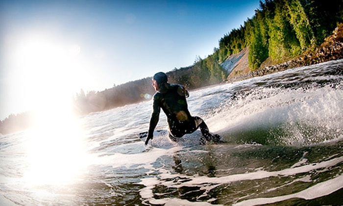 Live To Surf - Tofino: One-Day Surfboard and Gear Rental for One or Two at Live To Surf (Up to 63% Off)